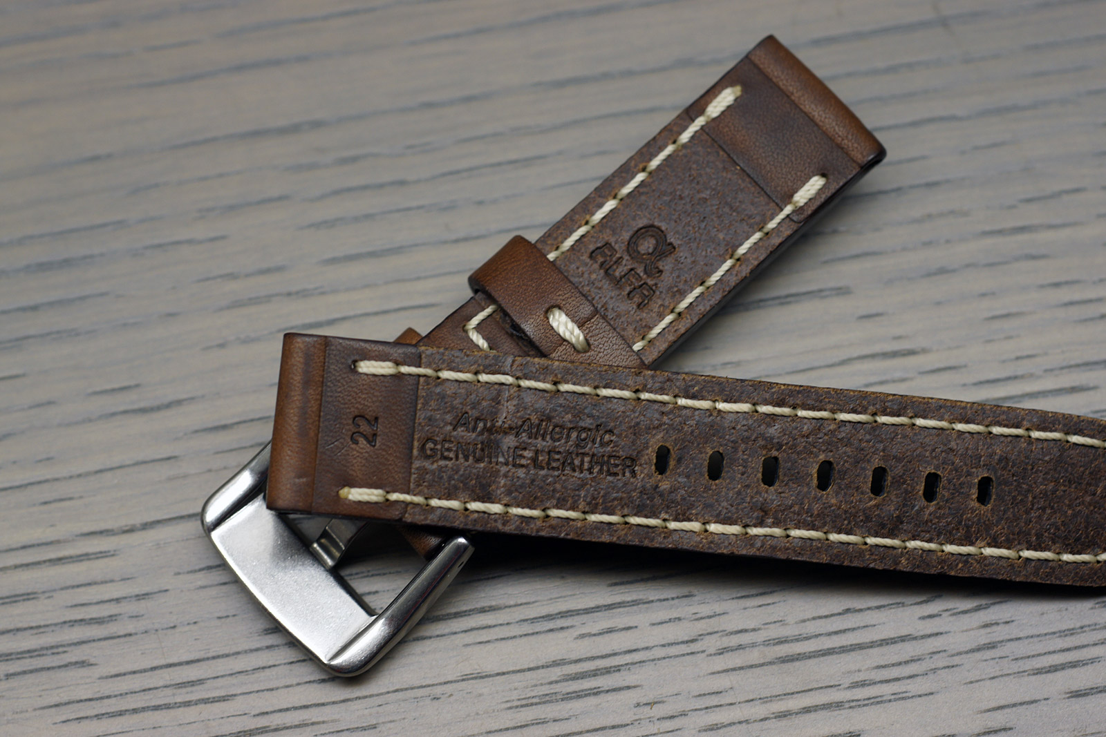 Leather Watch Straps   Crown & Buckle